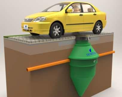 Модулі литовської фірми «Traidenis» – найкращий спосіб очищення стічних вод малих населених пунктів
